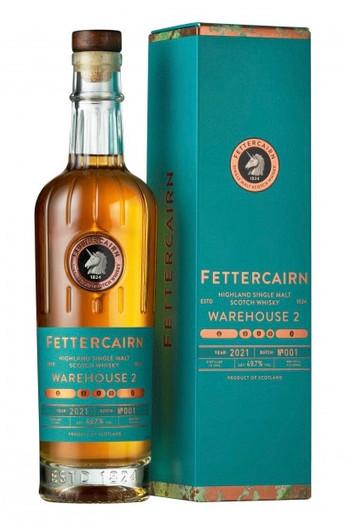 Fettercairn Warehouse 2 Batch 1 Highland Single Malt Scotch Whisky
