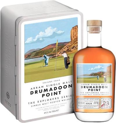 Arran Drumadoon Point, The Explorers Series - Volume 4, Single Malt Scotch Whisky