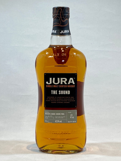 Jura The Sound, Single Malt Scotch Whisky