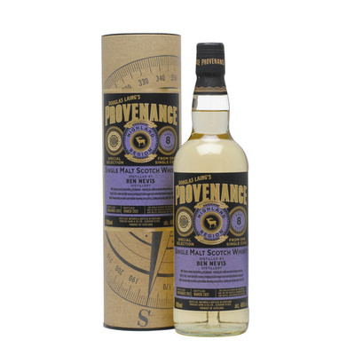Provenance Ben Nevis 2012 Single Cask , Highland Single Malt Scotch Whisky