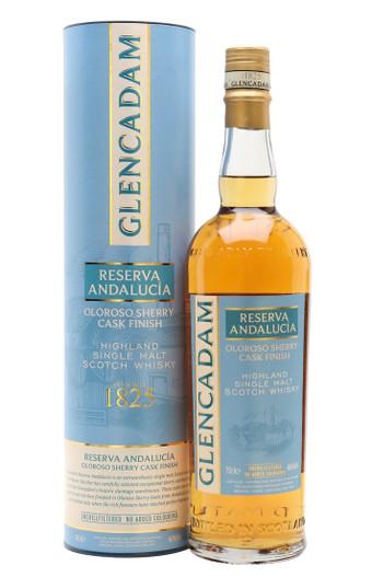 Glencadam Reserva Andalucia, Highland Single Malt Scotch Whisky