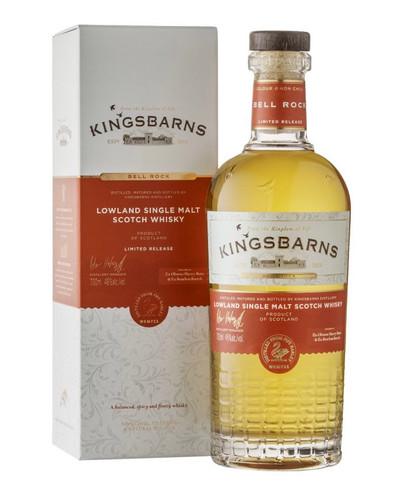 Kingsbarns Bell Rock, Limited Release, Lowland Single Malt Scotch Whisky