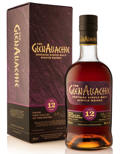 The Glenallachie, Aged 12 Years, Speyside Single Malt Scotch Whisky