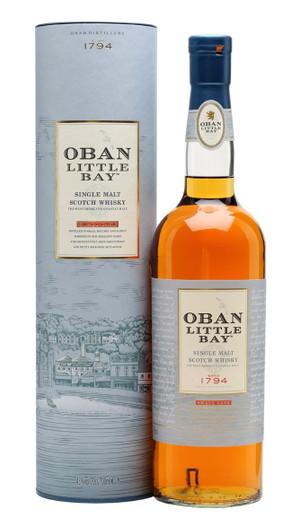 Oban Little Bay, Highland Single Malt Scotch Whisky