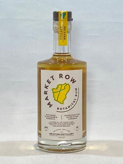 Market Row Botanical Rum, Caribbean Rum