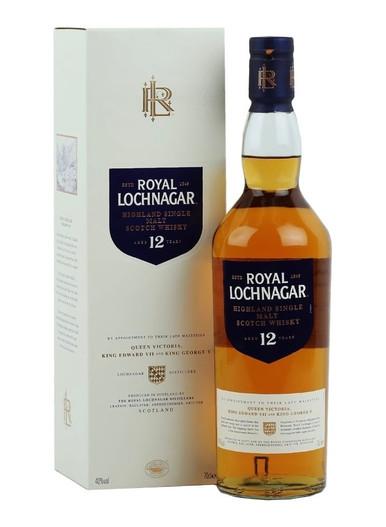 Royal Lochnagar 12 Years Old, Highland Single Malt Scotch Whisky
