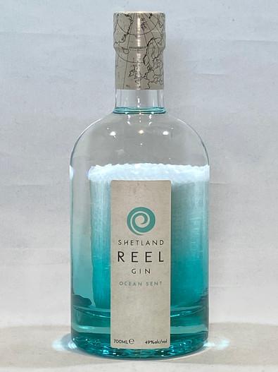 Shetland Reel Ocean Scent Gin, Scottish Gin