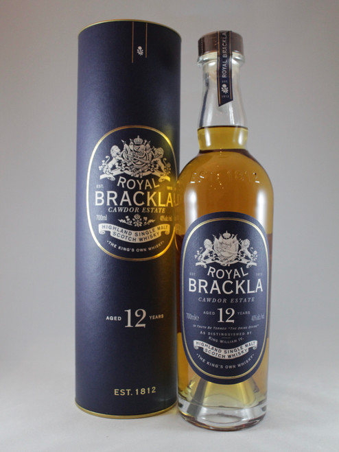 Royal Brackla, 12 Year Old, Highland Single Malt Scotch Whisky