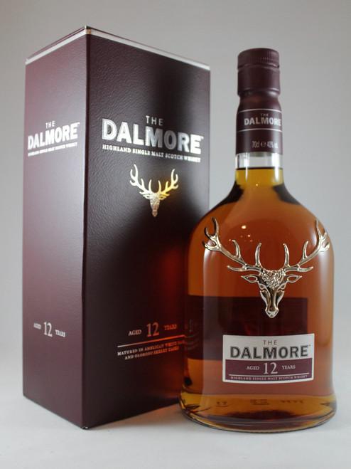 Dalmore, 12 Year Old, Highland Single Malt Scotch Whisky