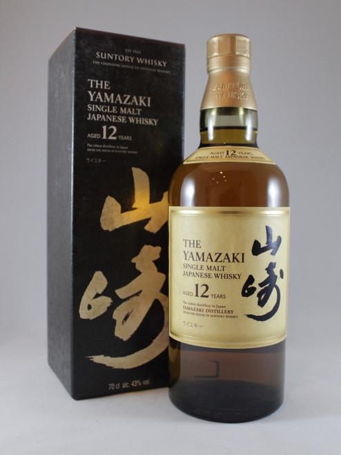 Yamazaki,  Aged 12 Years, Single Malt Japanese Whisky