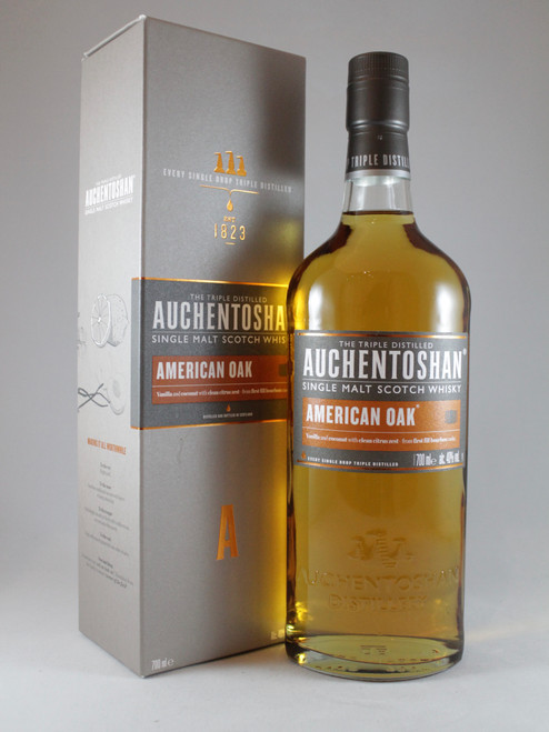 Auchentoshan, American Oak, Lowland Single Malt Scotch Whisky
