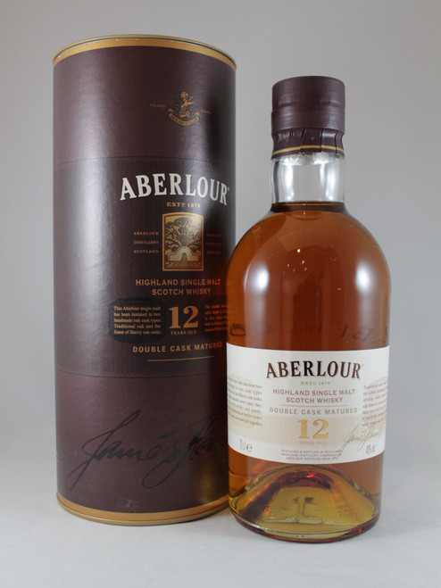 Aberlour, 12 Years Old, Double Cask Matured, Highland Single Malt Scotch Whisky, 70cl @ 40% alc./vol. www.maltsandspirits.com
