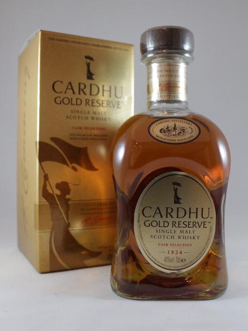 Cardhu, Gold Reserve, Single Malt Scotch Whisky