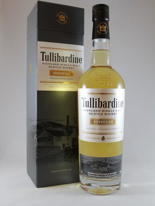 Tullibardine, Sovereign, Highland Single Malt Scotch Whisky