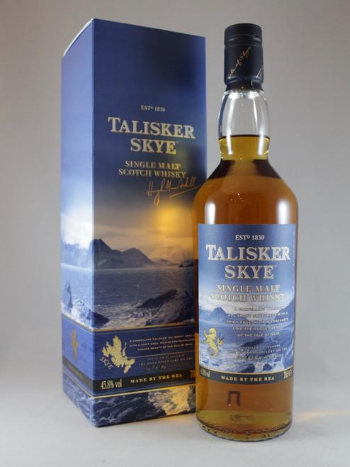 Talisker Skye, Single Malt Scotch Whisky