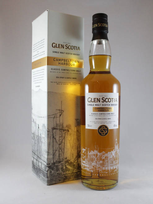 Glen Scotia Campbeltown Harbour,  Campbeltown Single Malt Scotch Whisky