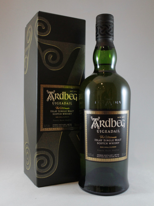 Ardbeg Uigeadail, Islay Single Malt Scotch Whisky