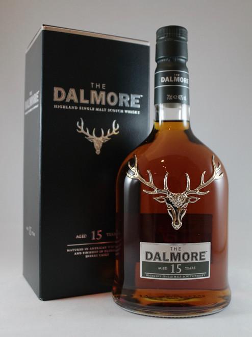 Dalmore, 15 Years Old, Highland Single Malt Scotch Whisky,70cl at 40% alc./vol.  www.maltsandspirits.com/