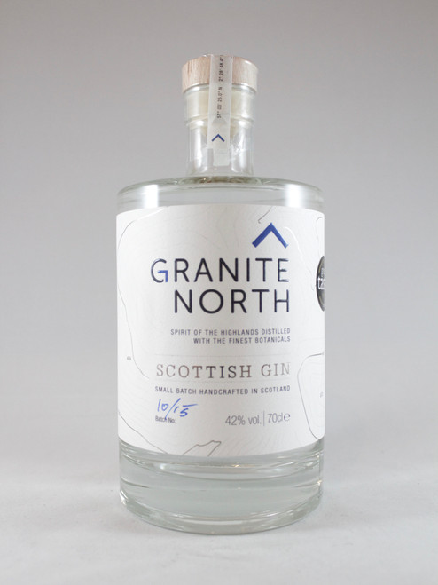 Granite North Gin, Scottish Gin,