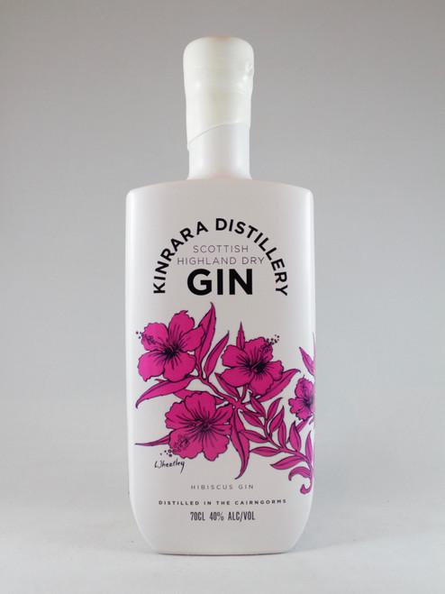 Kinrara Hibiscus Gin, Scottish Gin