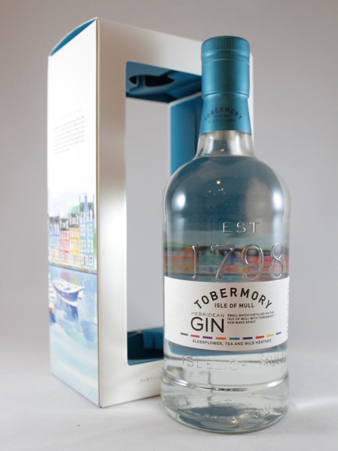 Tobermory, Hebridean Gin, Scottish Gin