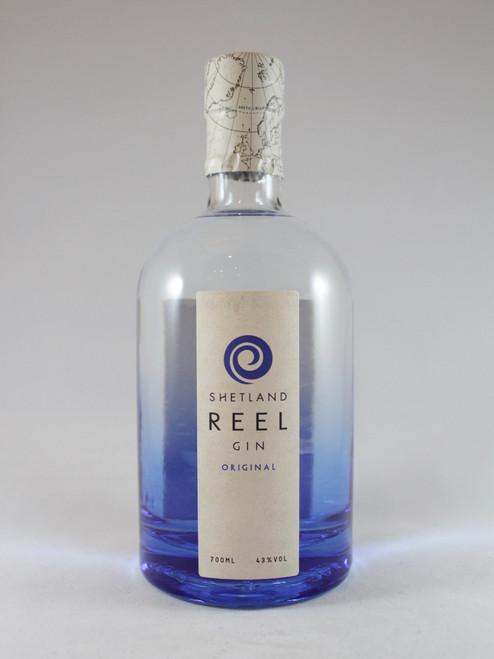 Shetland Reel, Original Gin, Scottish Gin,