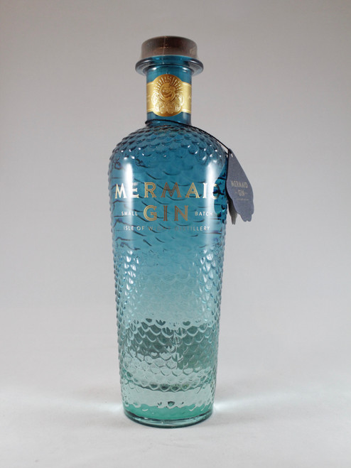 Mermaid Gin, Small Batch, English Gin,