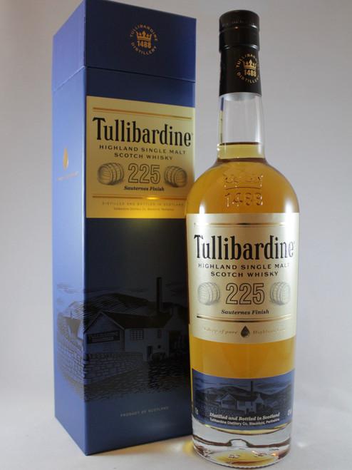 Tullibardine, 225 Sauternes Finish, Highland Single Malt Scotch Whisky
