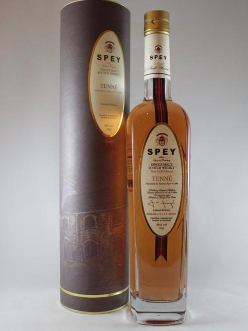 Spey Tenné, Finished in Tawny Port Casks ,Single Malt Scotch Whisky