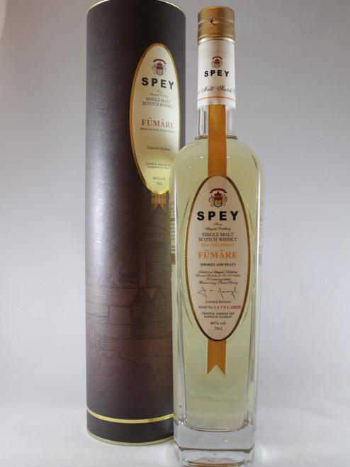Spey Fumare,  Matured using Peated Barley, Single Malt Scotch Whisky