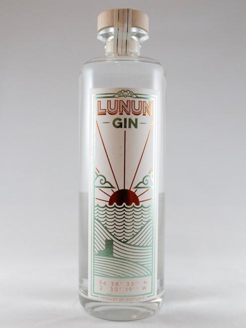 Lunun Gin, Premium Scottish Gin