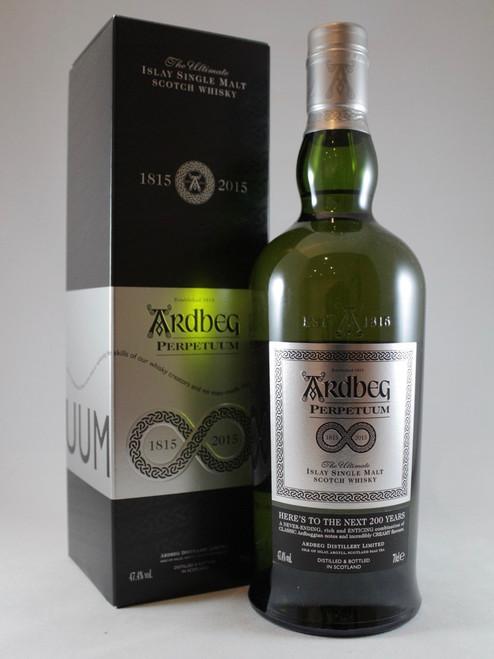 Ardbeg Perpetuum 2015 Release, Islay Single Malt Scotch Whisky,70cl at 47.4% alc./vol, Non chill-filteredhttps://www.maltsandspirits.com/