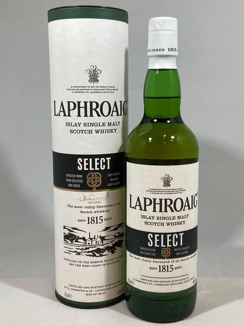 Laphroaig Select, Islay Single Malt Scotch Whisky,