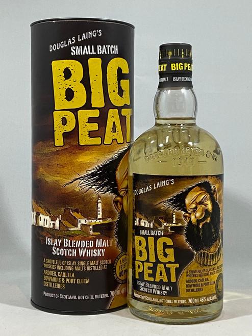 Big Peat, Small Batch, Islay Blended Malt Scotch Whisky