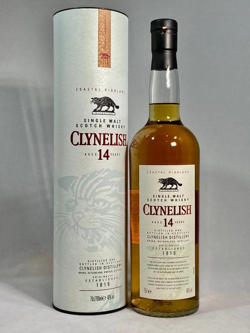 Clynelish, Aged 14 Years,  Highland Single Malt Scotch Whisky
