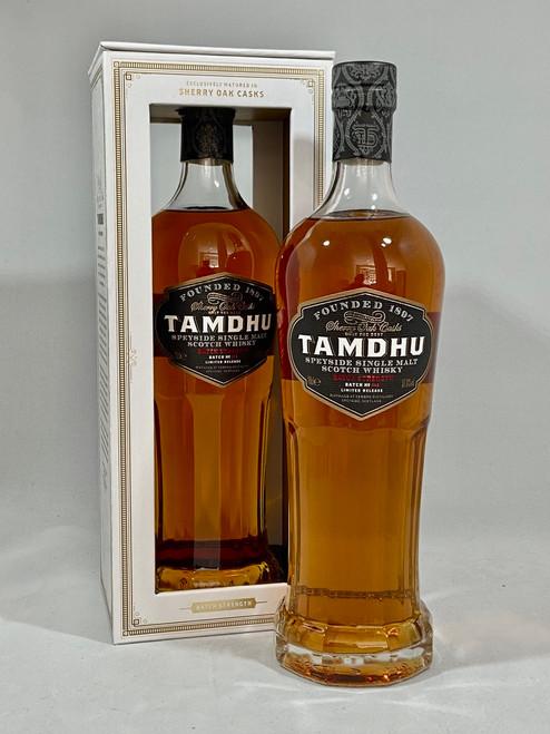 Tamdhu Batch Strength No.004, Speyside Single Malt Scotch Whisky