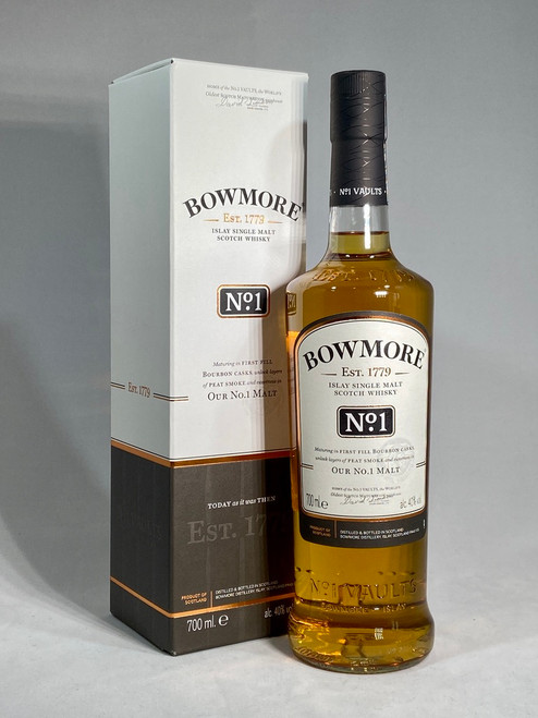 Bowmore No.1, Islay Single Malt Scotch Whisky