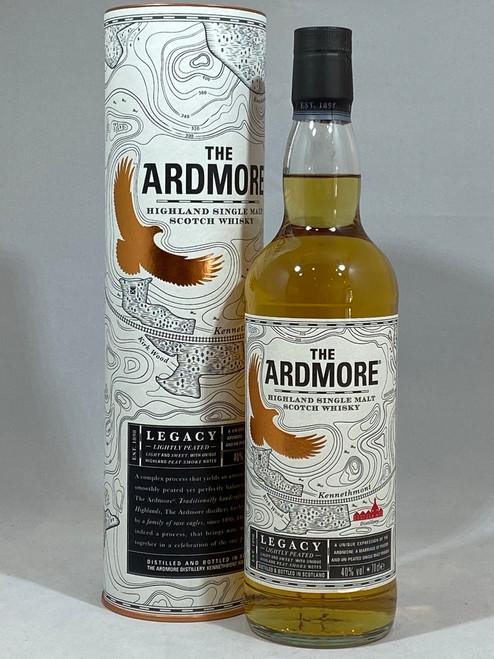 Ardmore Legacy, Highland Single Malt Scotch Whisky, 70cl at 40% alc. /vol.  www.maltsandspirits.com/ardmore-legacy