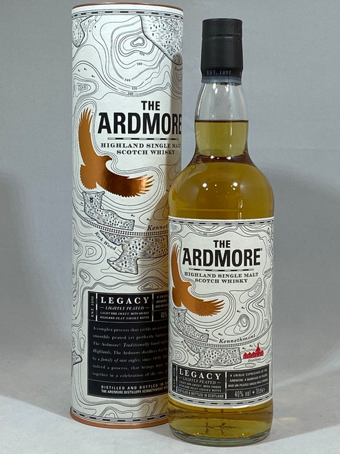 Ardmore Legacy, Highland Single Malt Scotch Whisky