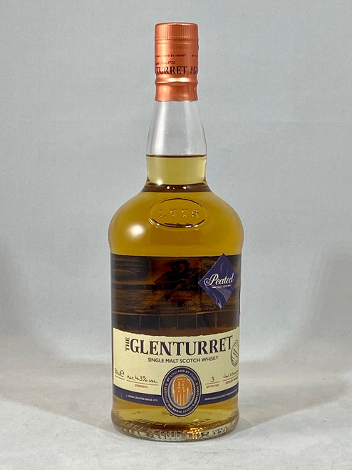 The Glenturret, Peated Edition, Highland Single Malt Scotch Whisky
