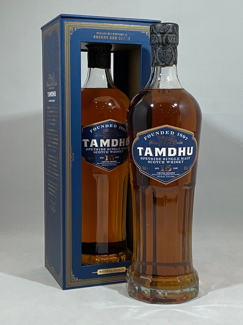 Tamdhu, Aged 15 Years, Limited Release, Speyside Single Malt Scotch Whisky