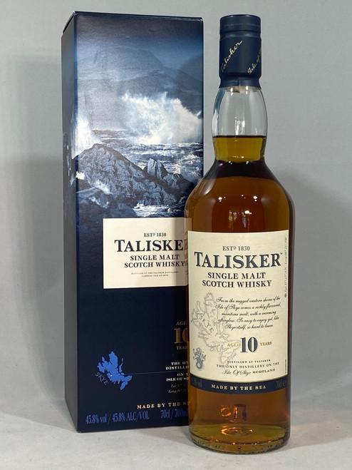Talisker 10 Year Old, Single Malt Scotch Whisky