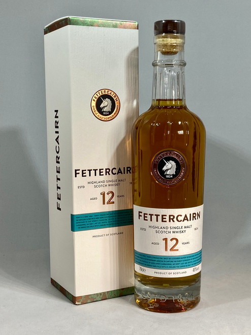 Fettercairn 12 Year Old, Highland Single Malt Scotch Whisky