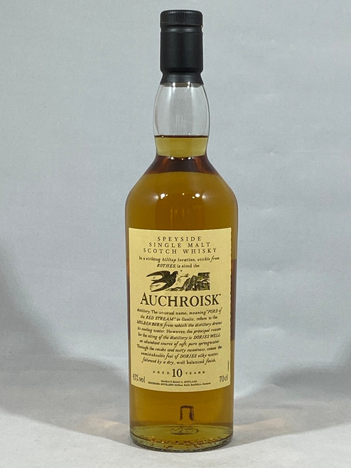 Auchroisk 10 Year Old, Speyside Single Malt Scotch Whisky