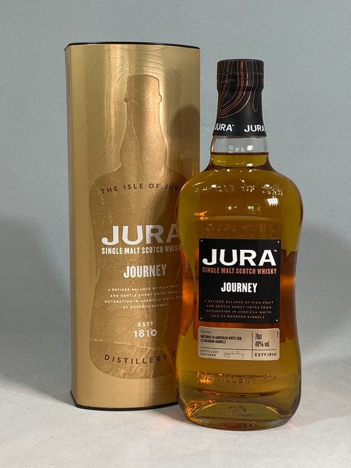 Jura Journey, Single Malt Scotch Whisky