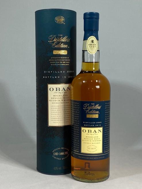 Oban Distillers Edition 2019, Highland Single Malt Scotch Whisky