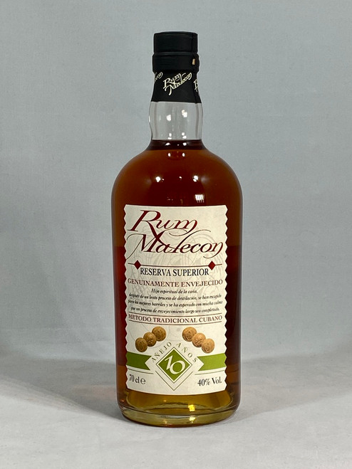 Rum Malecon Reserva Superior Aged 10 Years,  Rum from Panama