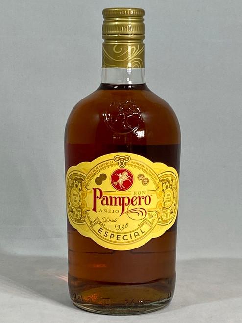 Pampero Anejo Especial Rum,  Venezuelan Rum, 70cl at 40% alc/vol. www.maltsandspirits.com/pampero-anejo-especial-rum