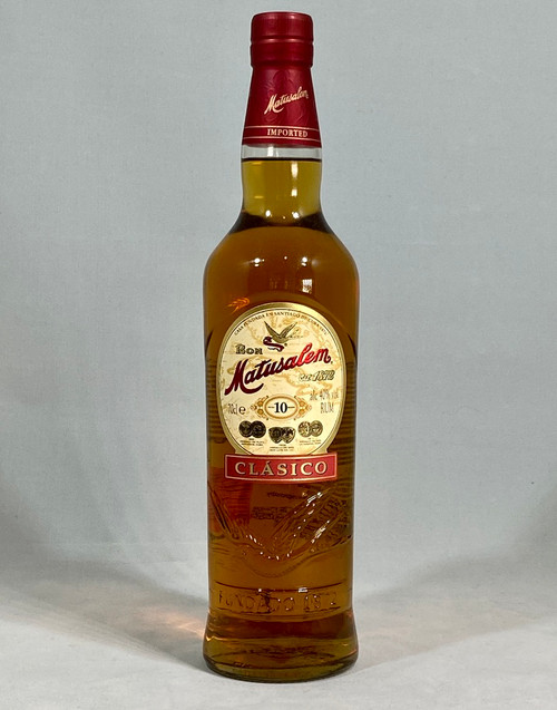 Matusalem Clasico 10 Year Old Rum, Produce of The Dominican Republic