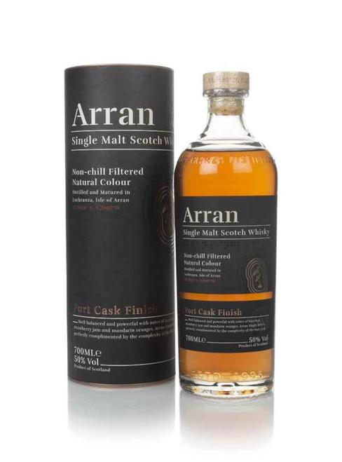 Arran Port Cask Finish, Limited Edition, Single Malt Scotch Whisky